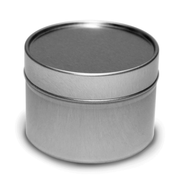 Candle tins small travel for Small tin containers