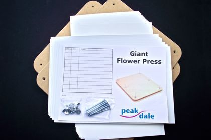 Flower Press Giant