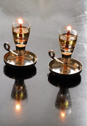 Oil Lamp Wick - 1 metre